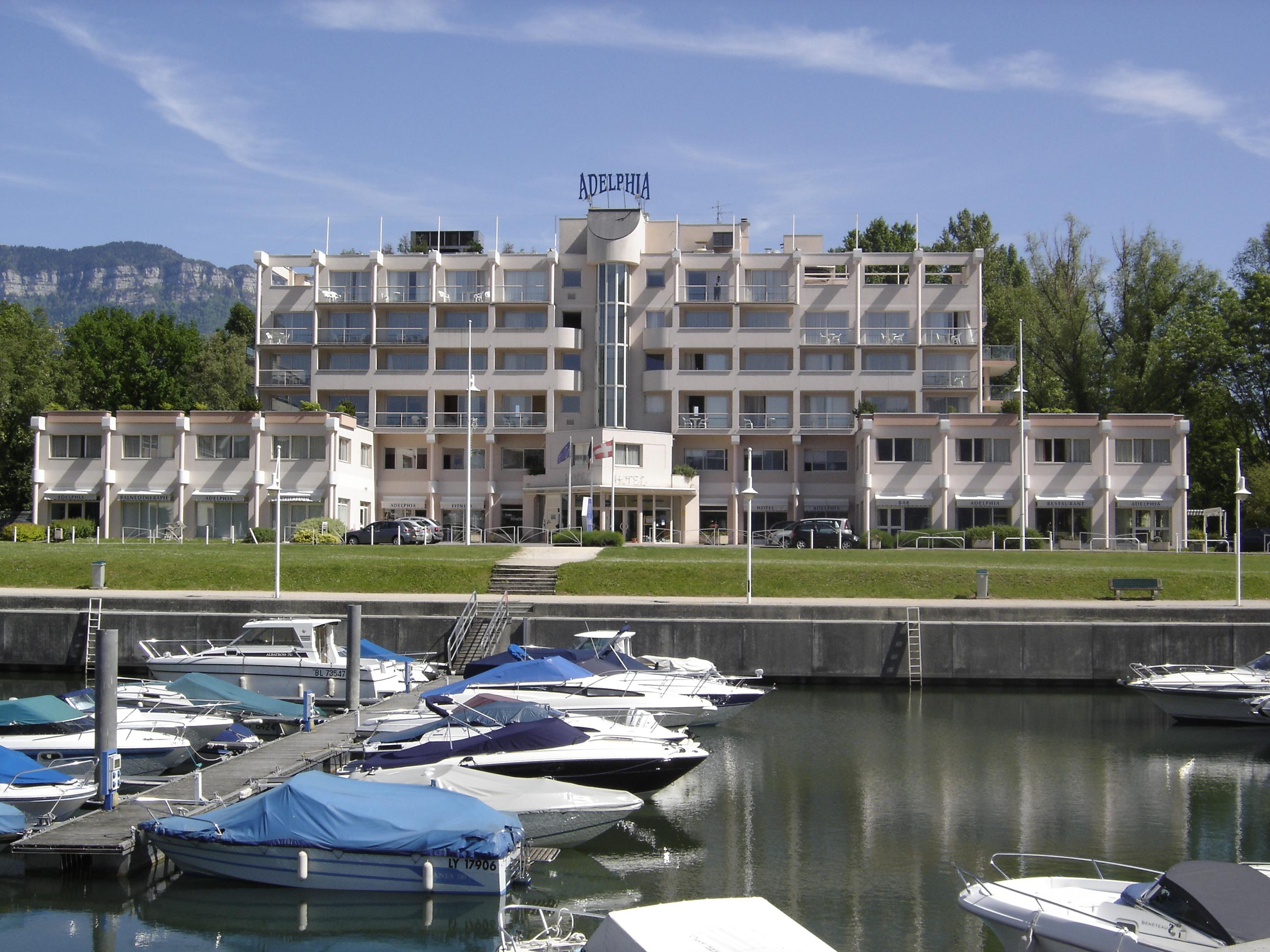 Salle Platon Hôtel Marina Adelphia**** Aix les bains