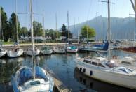Course d'orientation à Aix-les-Bains