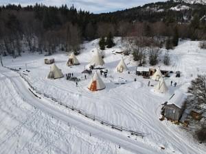 séminaire village tipi