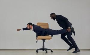 Blagues entre collègues